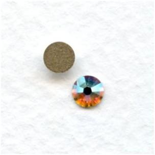 Swarovski Flat Back Crystal AB 20SS Foiled Stones