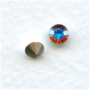 Swarovski Pointed Back Crystal AB 20SS Foiled Stones