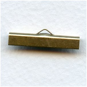 Smooth Simple Brass Choker Clamps 1 Inch