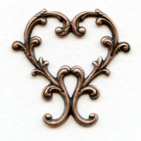 ^Framework Heart Shaped Stamping Oxidized Copper (1)