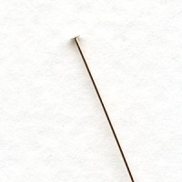 Rose Gold 2 Inch Head Pins 26 Gauge (50)