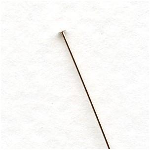 Rose Gold 2 Inch Head Pins 26 Gauge (50)
