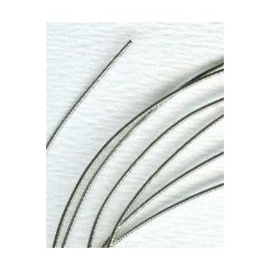 Nickel Silver Soft Beading Wire 20 Gauge