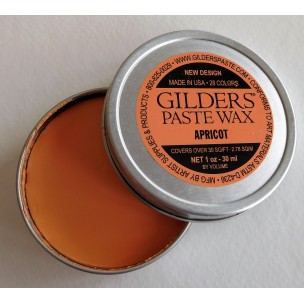 ^Baroque Art Gilders Paste Apricot