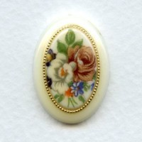 Decal German 3 Part 25x18mm Cabochon (1)