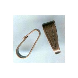 ^Large Bails Oxidized Copper Brass Easy to Use (12)