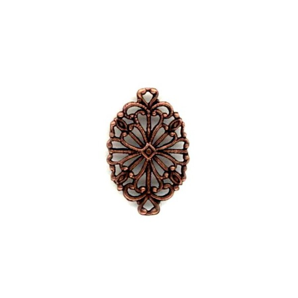 how to clean oxidized copper jewelry