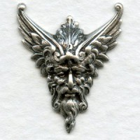 Astraeus God of the Four Winds Oxidized Silver (2)
