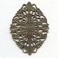 Filigree Fantastic Oxidized Silver 57mm (1)