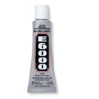 E6000 Industrial Strength Clear Glue 1 OZ Size