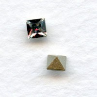 Swarovski Elements 4447 Xilion Square 4mm