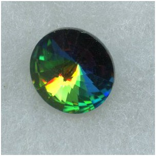 Rivoli Vitrail Medium Watermelon Stone 14mm (2)