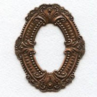 ^Elegant Framework Oxidized Copper 70mm (1)