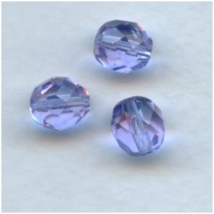 Alexandrite Fire Polished Round Faceted Beads 8mm
