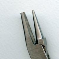 Loop or Bail Forming Tool Pliers to Make Loops