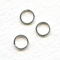 Round Stainless Steel 7mm Jump Rings 19 gauge (100)